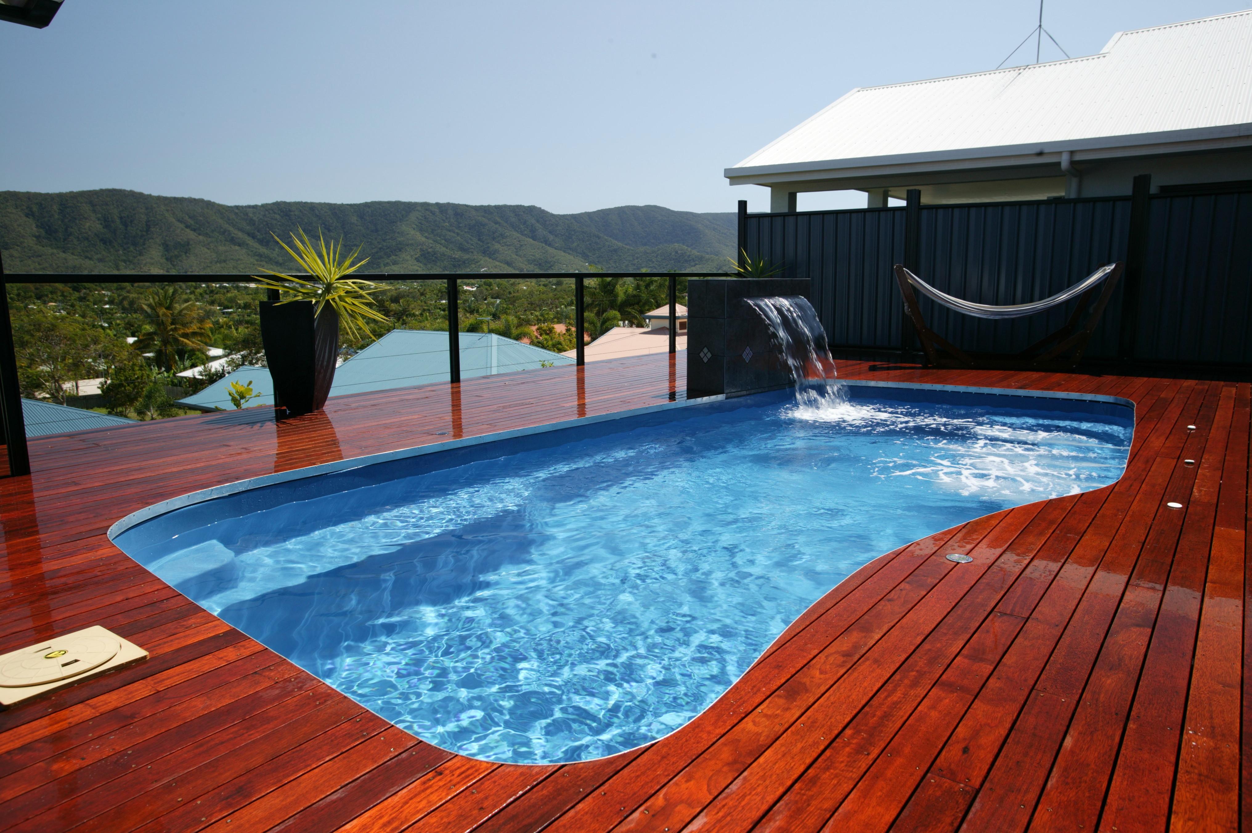 25 Jul Backyard Landscaping Ideas Swimming Pool Design Homesthetics 11